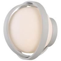 WAC Lighting WS-W50611-TT Axis LED 11 inch Titanium Wall Light in 11in, dweLED