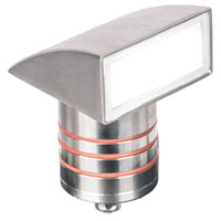 WAC Lighting 2081-30SS Signature Stainless Steel Outdoor Indicator Light