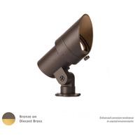 WAC Lighting 5111-30BBR Signature 12V 7.00 watt Bronzed Brass Landscape Light