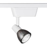 WAC Lighting HHT-8145LED-BN/WT HT-814 1 Light 120V White Track Lighting Ceiling Light