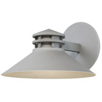 WAC Lighting WS-W15710-GH Sodor LED 10 inch Graphite Wall Light in 10in, dweLED