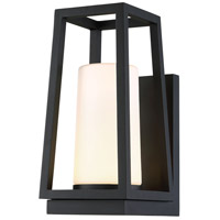 WAC Lighting Black Aluminum Wall Sconces