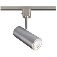 WAC Lighting L-2010-930-BN Silo 1 Light 120V Brushed Nickel Track Lighting Ceiling Light