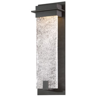 WAC Lighting WS-W41716-BZ Spa LED 6 inch Bronze ADA Wall Light in 16in, dweLED