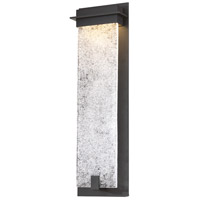 Spa LED 22 inch Bronze Outdoor Wall Light, dweLED