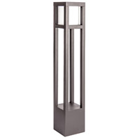 WAC Lighting 6621-27BZ Tower 12V 5.50 watt Bronze Outdoor Bollard