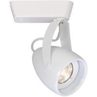 WAC Lighting J-LED820F-930-WT Impulse 1 Light 120V White Track Lighting Ceiling Light