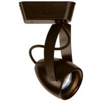 WAC Lighting L-LED810S-40-DB Impulse 1 Light 120V Dark Bronze Track Lighting Ceiling Light