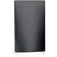 WAC Lighting WL-LED210-C-BK Signature 120V 3.5 watt Black Step and Wall Light