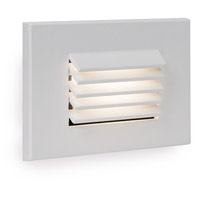 WAC Lighting WL-LED120-C-WT Signature 120V 3.5 watt White Step and Wall Light