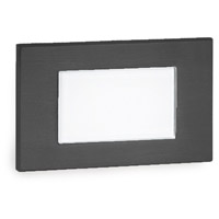 WAC Lighting WL-LED130-C-BK Signature 120V 3.5 watt Black Step and Wall Light