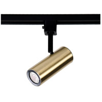 WAC Lighting L-2010-930-BR Silo 1 Light 120V Brushed Brass Track Lighting Ceiling Light
