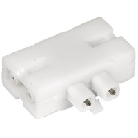 WAC Lighting LED-HVT-T-WT Flexline White T Connector