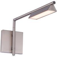 WAC Lighting BL-49018-BN Eero 18 inch 9.00 watt Brushed Nickel Headboard Light Wall Light, dweLED