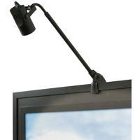WAC Lighting DL-007-BK Display Lighting Black 50 watt 1 Light Display Light Low Voltage