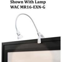 WAC Lighting DL-214-WT Display Lighting White 50 watt 1 Light Display Light Low Voltage