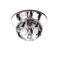 WAC Lighting DR-363-CL/CH Empress Bi-Pin  GY 6.35 Chrome Recessed