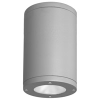 WAC Lighting DS-CD05-F40-GH Tube Architectural LED 5 inch Graphite Outdoor Flush Mount