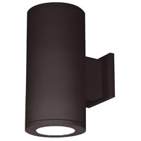 WAC Lighting DS-WD05-F35S-BZ Outdoor Lighting LED 13 inch Bronze Double Side Outdoor Wall Mount in Straight Up and Down, 3500K, 85, 5