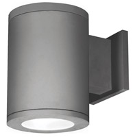 WAC Lighting Outdoor Lighting LED 7 inch Graphite Single Side Outdoor Wall Mount in Straight Up and Down 3500K 85 5