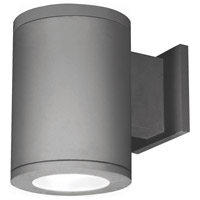 WAC Lighting DS-WS06-F27S-GH Outdoor Lighting LED 10 inch Graphite Single Side Outdoor Wall Mount in Straight Up and Down, 2700K, 85, 6