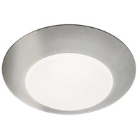 WAC Lighting FM-304-930-BN Disc LED 6 inch Brushed Nickel Flush Mount Ceiling Light