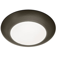 WAC Lighting FM-304-930-BZ Disc LED 6 inch Bronze Flush Mount Ceiling Light