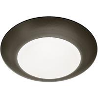 WAC Lighting FM-304-930-BZ Disc LED 6 inch Bronze Flush Mount Ceiling Light