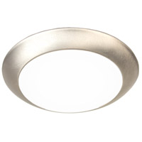 Disc LED 7 inch Brushed Nickel Flush Mount Ceiling Light