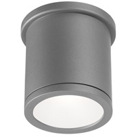 WAC Lighting FM-W2605-GH Outdoor Lighting LED 5 inch Graphite Outdoor Flush Mount