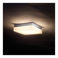 WAC Lighting Dice 1 Light Flush Mount/Sconce in Brushed Nicke FM-4006-BN