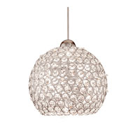 WAC Lighting Ball Crystal Shade in Clear G335-CL