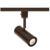 WAC Lighting L-2010-930-DB Silo 1 Light 120V Dark Bronze Track Lighting Ceiling Light
