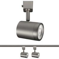 WAC Lighting H-8010-30-BN-2 Charge 1 Light 120 Brushed Nickel Line Voltage H Track Lighting Ceiling Light