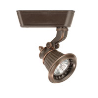 WAC Lighting H Series Low Volt Track Head 50W in Antique Bronze HHT-886-AB