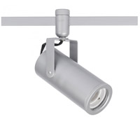 WAC Lighting HM1-2020-940-PT Silo 1 Light 120V Platinum Rail Lighting Ceiling Light