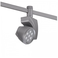 WAC Lighting HM1-LED17S-27-PT Flexrail1 1 Light Platinum LEDme Directional Ceiling Light in 2700K, 20 Degrees