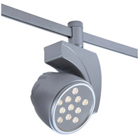 WAC Lighting HM1-LED27S-27-PT Flexrail1 1 Light Platinum LEDme Directional Ceiling Light in 2700K, 20 Degrees