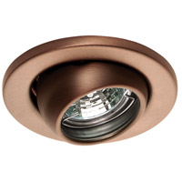 WAC Lighting Low Volt Mini - Eyeball in Copper Bronze HR-1135-CB
