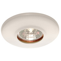 WAC Lighting HR-1136-WT Mini Recessed MR11 White Recessed Housing and Trim photo thumbnail