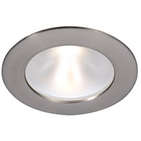 WAC Lighting HR3LD-ET118PF840BN Tesla PRO Module Brushed Nickel Trim Glass Lens in 4000K, 85