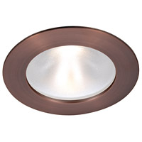 WAC Lighting HR3LD-ET118PF827CB Tesla PRO Module Copper Bronze Trim Glass Lens in 2700K, 85