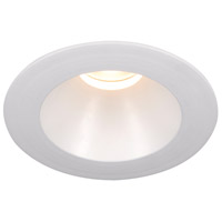 WAC Lighting HR3LEDT118PF827WT Tesla PRO Module White Open Reflector Trim in 2700K, 85, 55 Degrees