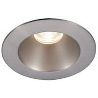 Tesla LED Module Brushed Nickel Recessed Downlight