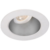 WAC Lighting HR3LEDT318F27HZ/WT Tesla Luxeon LXS8 LED Semi-Specular clear/white Adjustable Trim in 2700K, 85, 50 Degrees