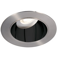 WAC Lighting HR3LEDT318PS827BBN Tesla Pro LED Module Black Brushed Nickel Adjustable Trim