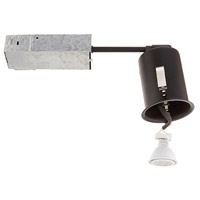 WAC Lighting HR-801-LED-WT Tyler MR16 White Recessed Downlights Non-IC Remodel