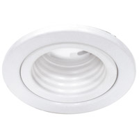 WAC Lighting HR-834-WT/WT Signature GY5.3 MR16 White Recessed Downlight in White (Recessed Lighting) Commercial and Residential Lighting
