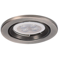WAC Lighting HR-836LED-BN Signature GY5.3 MR16 Brushed Nickel Recessed Downlight