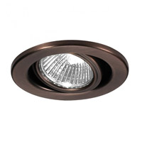 WAC Lighting HR-837-CB Signature GY5.3 MR16 Copper Bronze Recessed Downlight Commercial and Residential Lighting